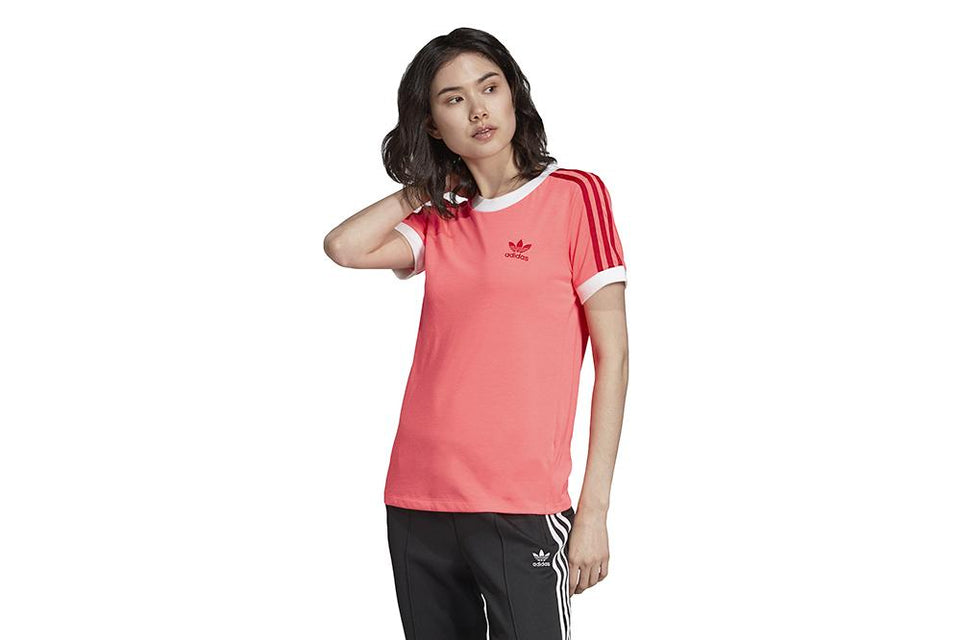 3 STR TEE - ED7474 WOMENS SOFTGOODS ADIDAS