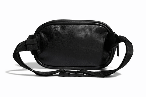 ADIDAS ORIGINAL LEATHER WAIST BAG - CK5076