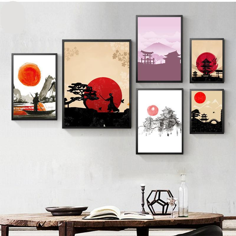 Japanese Dreams Wall Art Canvas - Nice & Cool
