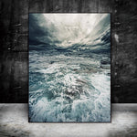 Coming Storm Wall Art Canvas - Nice & Cool