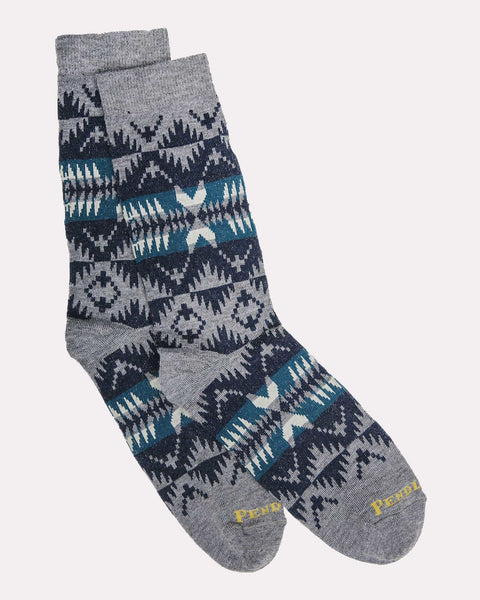 Pendleton® Crew Socks, Spider Rock