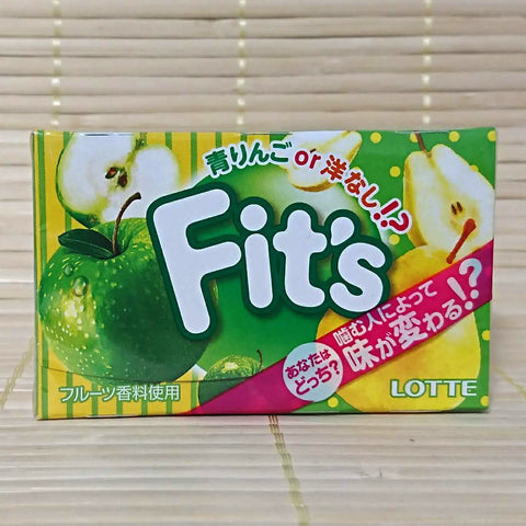 Fit's Chewing Gum - Green Apple Pear Mix