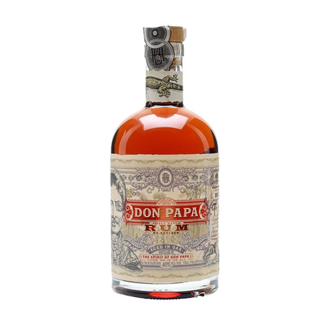 Don Papa Rum -700ml - Bevtools Bar Tools and Alcohol Delivery