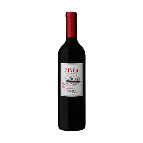 Finca De Los Andes | Malbec Merlot 2015 Red Wine - Drinkka Alcohol Delivery Best Whiskey Wine Gin Beer Vodkas and more for Parties in Makati BGC Fort and Manila | Bevtools Bar and Beverage Tools