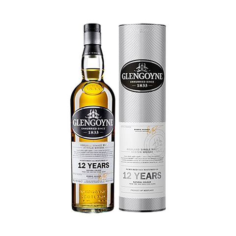 Glengoyne Single Malt Scotch Whisky 12 Years - 700ml Whiskey - Drinkka Alcohol Delivery Best Whiskey Wine Gin Beer Vodkas and more for Parties in Makati BGC Fort and Manila | Bevtools Bar and Beverage Tools