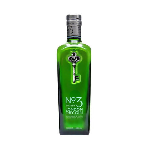 London No. 3 Gin - 700ml London Dry Gin - Drinkka Alcohol Delivery Best Whiskey Wine Gin Beer Vodkas and more for Parties in Makati BGC Fort and Manila | Bevtools Bar and Beverage Tools