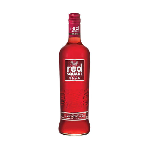 Red Square Sloe Liqueur -700ml Berry Liqueur - Drinkka Alcohol Delivery Best Whiskey Wine Gin Beer Vodkas and more for Parties in Makati BGC Fort and Manila | Bevtools Bar and Beverage Tools