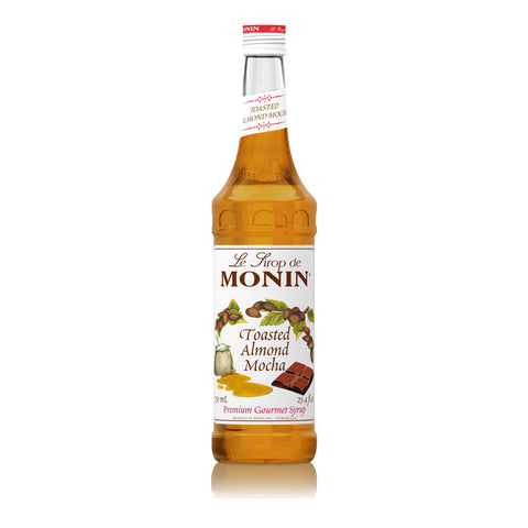 Monin Toasted Almond Mocha -700ml Syrups - Drinkka Alcohol Delivery Best Whiskey Wine Gin Beer Vodkas and more for Parties in Makati BGC Fort and Manila | Bevtools Bar and Beverage Tools