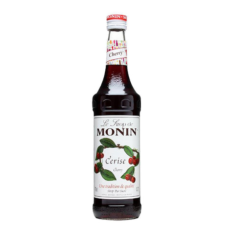 Monin Cherry Syrup -700ml Syrups - Drinkka Alcohol Delivery Best Whiskey Wine Gin Beer Vodkas and more for Parties in Makati BGC Fort and Manila | Bevtools Bar and Beverage Tools