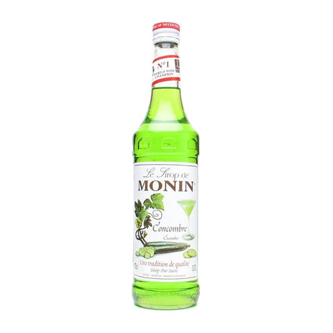 Monin Cucumber -1000ml Syrups - Drinkka Alcohol Delivery Best Whiskey Wine Gin Beer Vodkas and more for Parties in Makati BGC Fort and Manila | Bevtools Bar and Beverage Tools