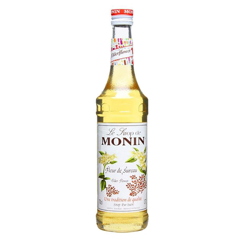 Monin Elder Flower Syrup -700ml Syrups - Drinkka Alcohol Delivery Best Whiskey Wine Gin Beer Vodkas and more for Parties in Makati BGC Fort and Manila | Bevtools Bar and Beverage Tools