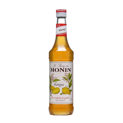 Monin Mango Syrup -700ml Syrups - Drinkka Alcohol Delivery Best Whiskey Wine Gin Beer Vodkas and more for Parties in Makati BGC Fort and Manila | Bevtools Bar and Beverage Tools