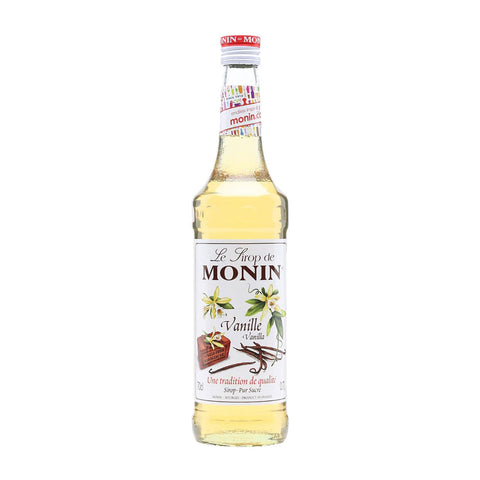 Monin Vanilla Syrup -1000ml Syrups - Drinkka Alcohol Delivery Best Whiskey Wine Gin Beer Vodkas and more for Parties in Makati BGC Fort and Manila | Bevtools Bar and Beverage Tools