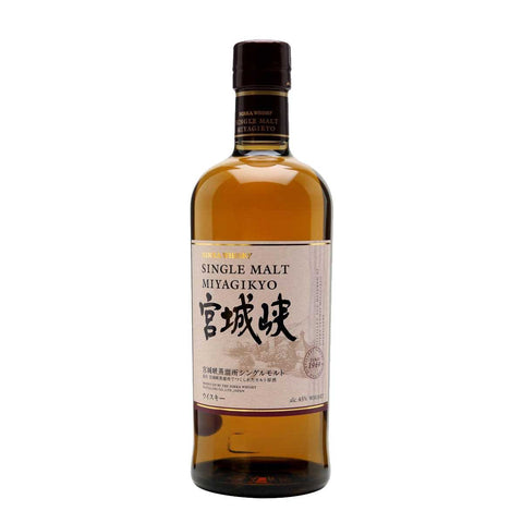 Nikka Miyagikyo Single Malt Japanese Whisky - 700ml Whiskey - Drinkka Alcohol Delivery Best Whiskey Wine Gin Beer Vodkas and more for Parties in Makati BGC Fort and Manila | Bevtools Bar and Beverage Tools