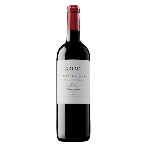 Artadi Vinas de Gain Red 2014 - 750ml Red Wine - Drinkka Alcohol Delivery Best Whiskey Wine Gin Beer Vodkas and more for Parties in Makati BGC Fort and Manila | Bevtools Bar and Beverage Tools