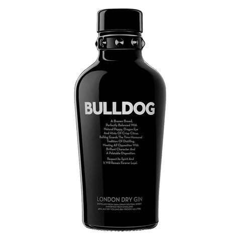 Bulldog Gin - 1Liter Gin - Drinkka Alcohol Delivery Best Whiskey Gin Beer Vodkas and more in Makati and Manila | Bevtools Bar and Beverage Tools