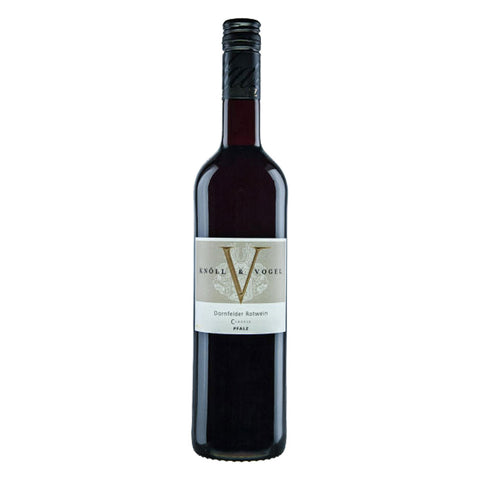 Knoll & Vogel Dornfelder Rotwein Classic 2015 - 750ml Wine - Drinkka Alcohol Delivery Best Whiskey Wine Gin Beer Vodkas and more for Parties in Makati BGC Fort and Manila | Bevtools Bar and Beverage Tools