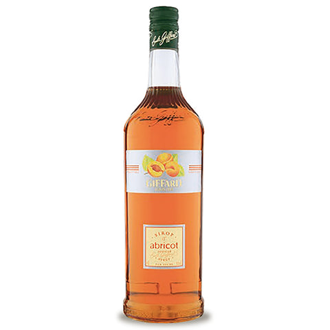 Giffard Abricot (Apricot) Syrup - 1000ml Syrups - Drinkka Alcohol Delivery Best Whiskey Wine Gin Beer Vodkas and more for Parties in Makati BGC Fort and Manila | Bevtools Bar and Beverage Tools