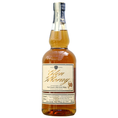 Glen Moray 30 Years Single Malt Whisky - 700ml Whiskey - Drinkka Alcohol Delivery Best Whiskey Wine Gin Beer Vodkas and more for Parties in Makati BGC Fort and Manila | Bevtools Bar and Beverage Tools