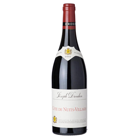Joseph Drouhin Cote de Nuits Villages 2013 - 750ml Red Wine - Drinkka Alcohol Delivery Best Whiskey Wine Gin Beer Vodkas and more for Parties in Makati BGC Fort and Manila | Bevtools Bar and Beverage Tools