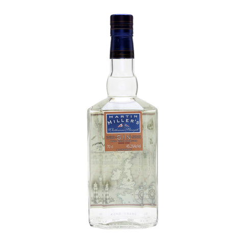 Martin Miller's Westbourne Strength Dry Gin - 700ml London Dry Gin - Drinkka Alcohol Delivery Best Whiskey Wine Gin Beer Vodkas and more for Parties in Makati BGC Fort and Manila | Bevtools Bar and Beverage Tools