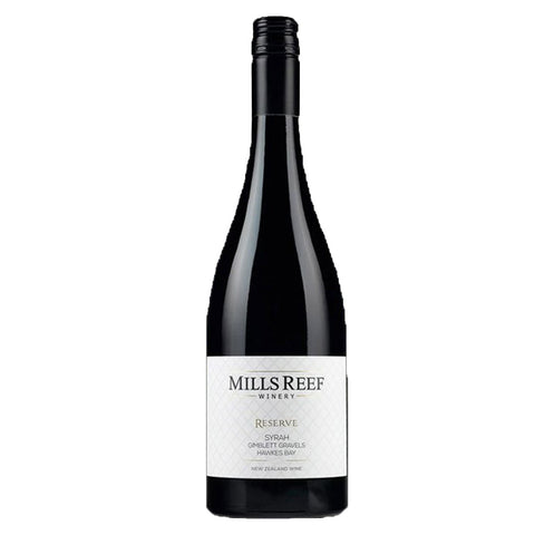 Mills Reef Reserve Syrah 2012 750ml Red Wine - Drinkka Alcohol Delivery Best Whiskey Wine Gin Beer Vodkas and more for Parties in Makati BGC Fort and Manila | Bevtools Bar and Beverage Tools
