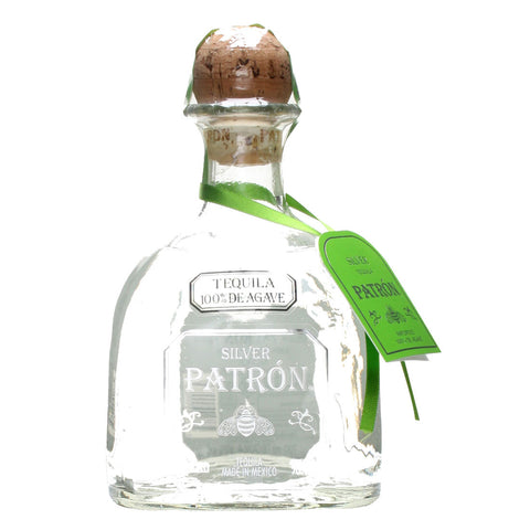 Patron Silver - 750ml - Bevtools Bar Tools and Alcohol Delivery