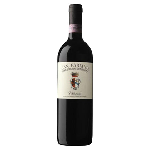 San Fabiano Chianti Superiore Black Label 2014 - 750ml Red Wine - Drinkka Alcohol Delivery Best Whiskey Wine Gin Beer Vodkas and more for Parties in Makati BGC Fort and Manila | Bevtools Bar and Beverage Tools