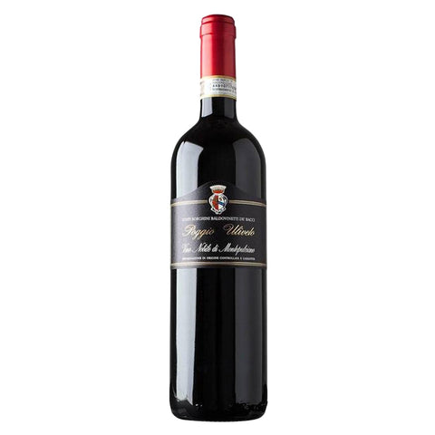 San Fabiano Poggio Uliveto Vino Nobile De Montepulcano 2012 - 750ml Red Wine - Drinkka Alcohol Delivery Best Whiskey Wine Gin Beer Vodkas and more for Parties in Makati BGC Fort and Manila | Bevtools Bar and Beverage Tools