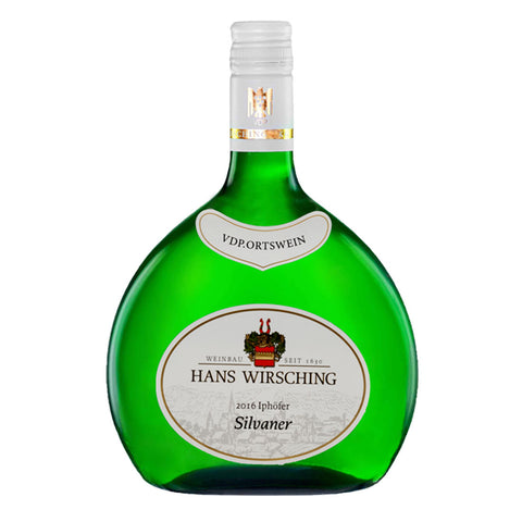 Hans Wirsching Silvaner 2013 - 750ml Wine - Drinkka Alcohol Delivery Best Whiskey Wine Gin Beer Vodkas and more for Parties in Makati BGC Fort and Manila | Bevtools Bar and Beverage Tools