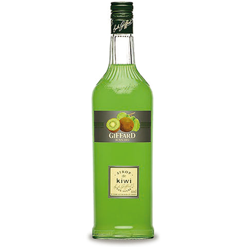 Giffard Kiwi Syrup - 1000ml Syrups - Drinkka Alcohol Delivery Best Whiskey Wine Gin Beer Vodkas and more for Parties in Makati BGC Fort and Manila | Bevtools Bar and Beverage Tools