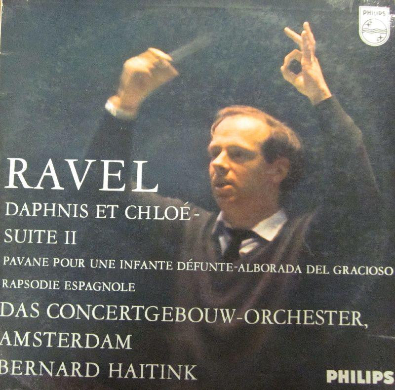 Ravel-Daphnis Et Chole-Suite2-Philips-Vinyl LP
