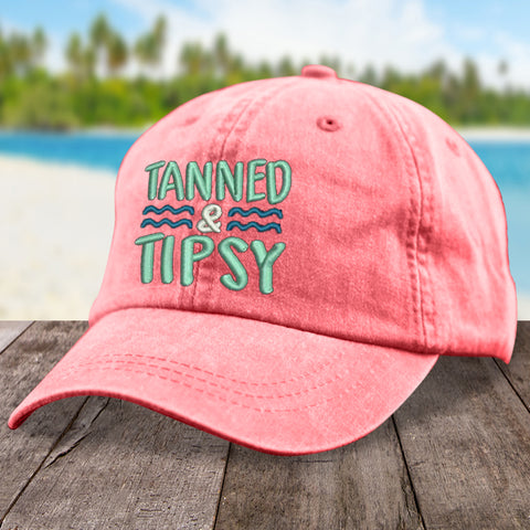 Tanned and Tipsy Hat