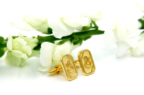 Cuff Links - Designer Luxury cuff links by Sheila Johnson Collection