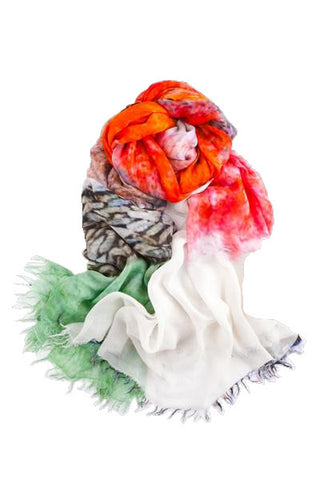 Arden - Designer Luxury scarf by Sheila Johnson Collection