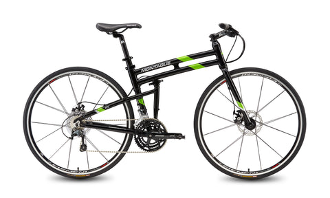 MONTAGUE Fit Folding Road Bike (+FREE! Montague Bike Bag)