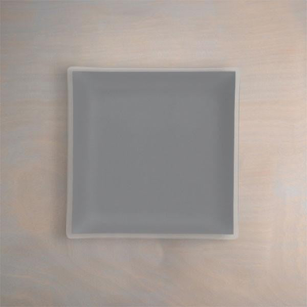 "9"" Square Architect Plate"