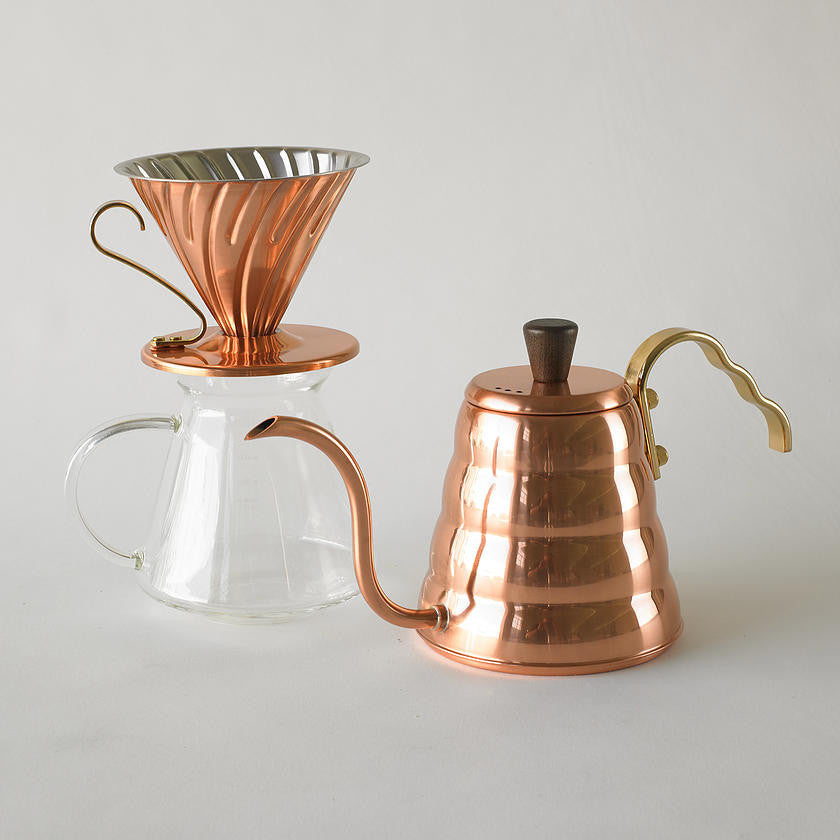 Copper Coffee Dripper