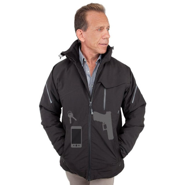 Stay Warm This Winter With a Concealed Carry Parka