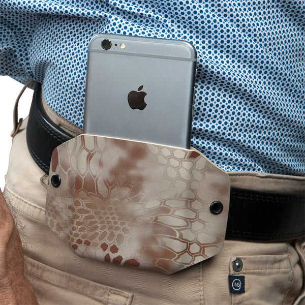 Tactical Phone Holster - Undertech Undercover