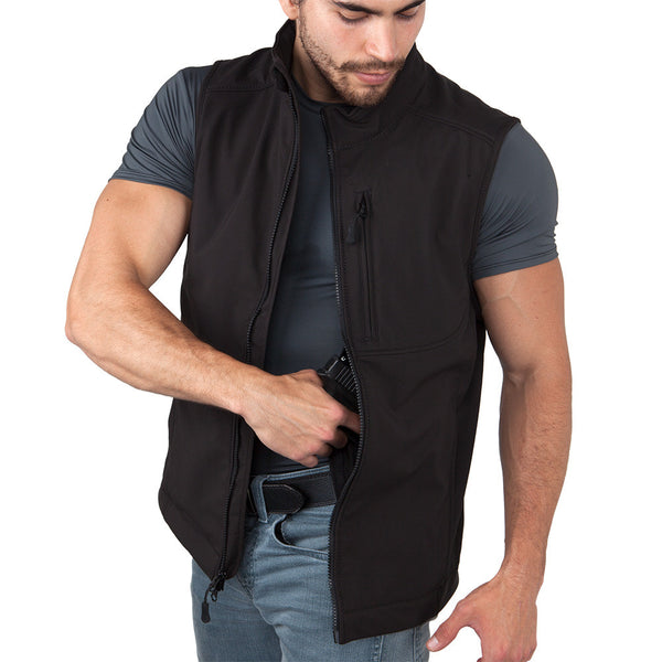 Lightweight Concealed Carry Vest - Undertech Undercover