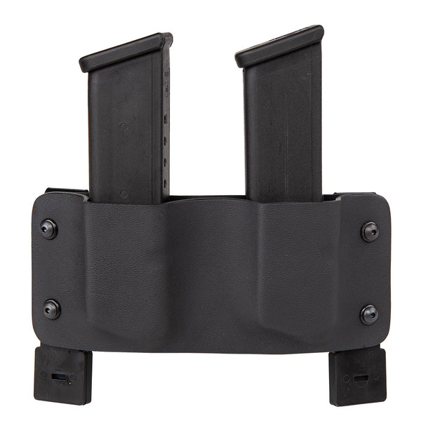 Tactical Kydex Double Magazine Holster - Undertech Undercover