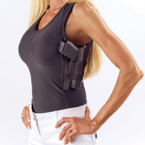 Women's Concealed Carry Tank Top - Undertech Undercover