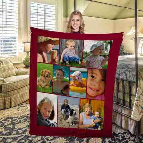 Collage Blankets