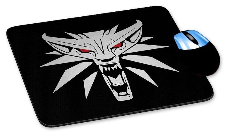 Witcher Wolf Anti-slip Mouse Pad