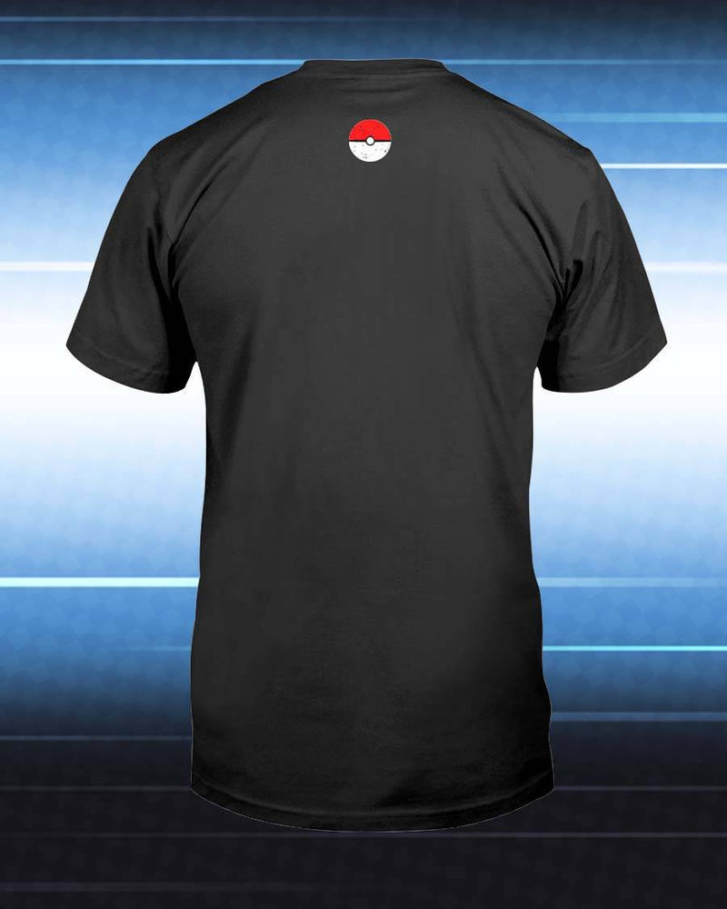 Fire Starter Pokemon Unisex T-Shirt - Any Color Shirt Available