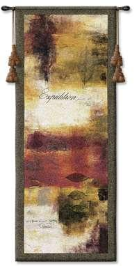 "Expedition - 21""x53"" Tapestry Wall Hanging"