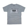 OSG Famous T-Shirt Old School Gym Grey Tee