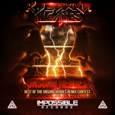 Best of 'Unsung Heroes' Remix Contest LP by Various Artists