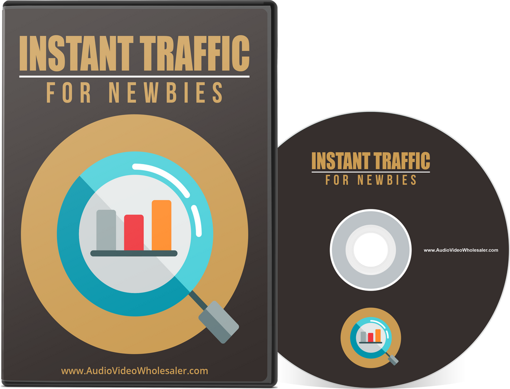 Instant Traffic for Newbies (Audio Video Course)